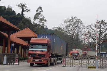 Trung Quốc thay đổi quy trình giao nhận hàng hóa qua cửa khẩu Tân Thanh, Bộ Công Thương lưu ý gì?