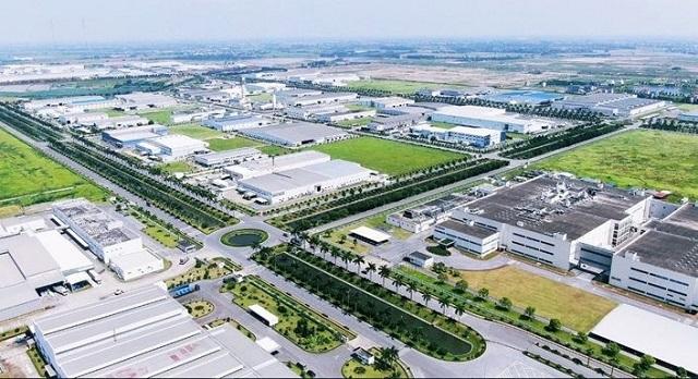 Hưng Yên có thêm khu công nghiệp 192 ha