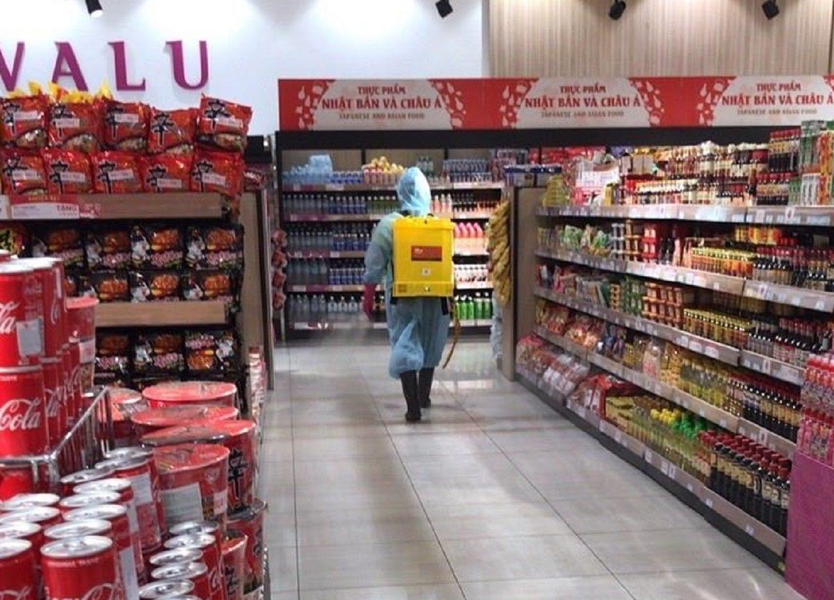 Các siêu thị kêu 'khó khăn đủ đường'
