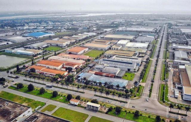 BĐS logistics và công nghiệp vững vàng trong dòng xoáy Covid-19