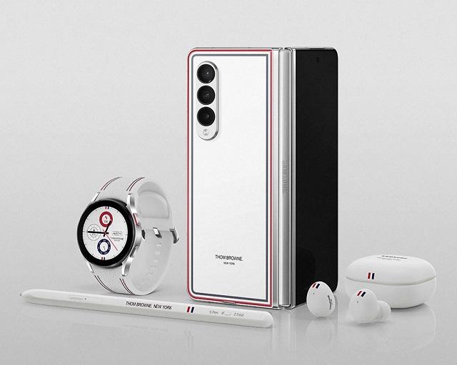 Giá từ 57 triệu đồng, phiên bản Galaxy Z Thom Browne vẫn 'cháy hàng' sau vài giờ mở bán