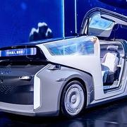 Baidu ra mắt ôtô không vô-lăng, chân phanh, chân ga