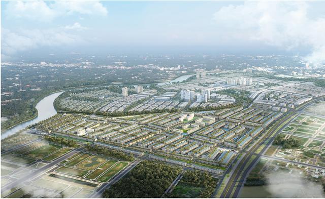 T&T xây dựng dự án gần 300 ha tại khu đô thị vệ tinh TP HCM
