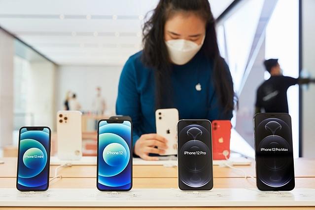 Cựu chủ tịch Foxconn Terry Gou nhiều lần nói rằng nếu sản xuất được iPhone, tập đoàn này có thể tạo ra xe điện. Ảnh: Apple.