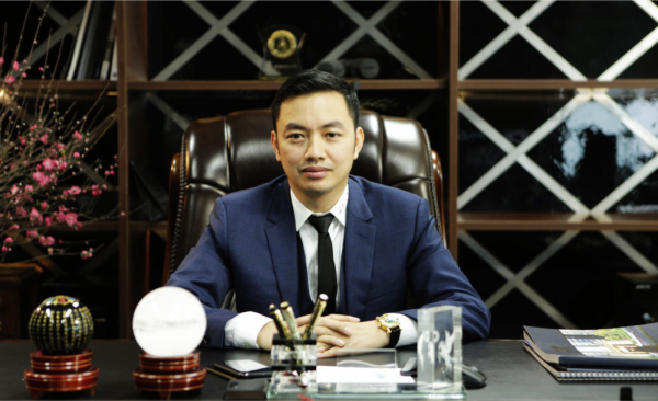 Chân dung chủ tịch Đỗ Anh Tuấn - Sunshine Group. Ảnh: Doanh nhân Việt Nam