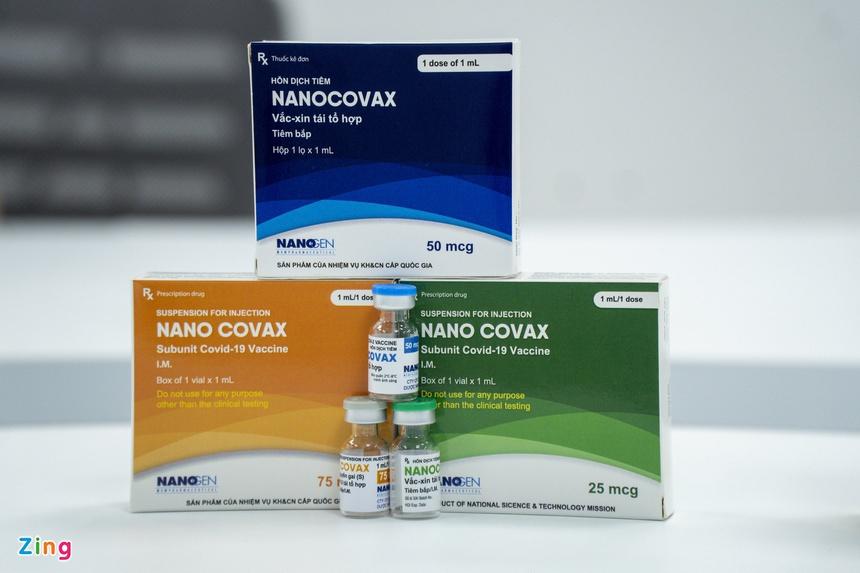 Kết quả giai đoạn 3a của vaccine Nano Covax có nhiều triển vọng