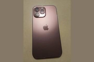 iPhone 13 Pro có màu sắc mới