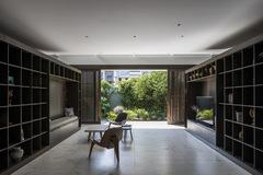 Ngôi nhà hơn 400 m2 ở TP HCM được thiết kế để kết nối 4 thế hệ