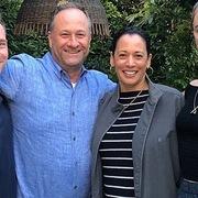 Cuộc hôn nhân viên mãn và vai trò người mẹ kế hoàn hảo của Phó Tổng thống Mỹ Kamala Harris