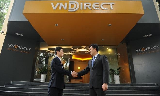 Quỹ ngoại thoái vốn khỏi VNDirect