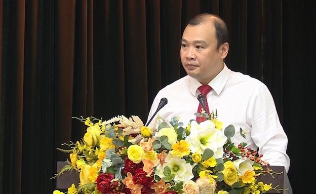Tân Phó Trưởng Ban Tuyên giáo Trung ương Lê Hải Bình.