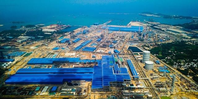 Quảng Ngãi xem xét điều chỉnh quy hoạch đô thị mới Vạn Tường để làm dự án hơn 21.000 tỷ đồng của Hòa Phát