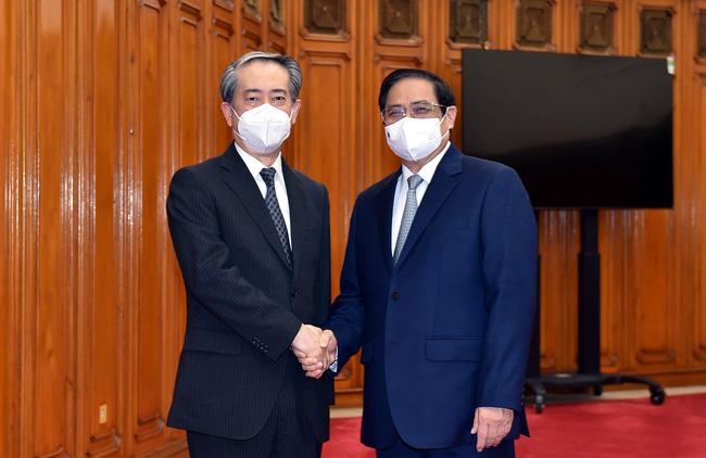 Trung Quốc viện trợ thêm cho Việt Nam 2 triệu liều vaccine ngừa Covid-19