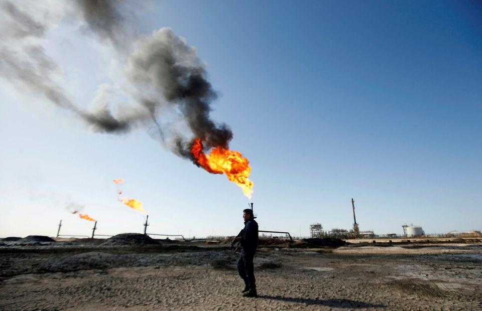 Giá dầu tăng hơn 5% sau 7 phiên giảm liên tiếp