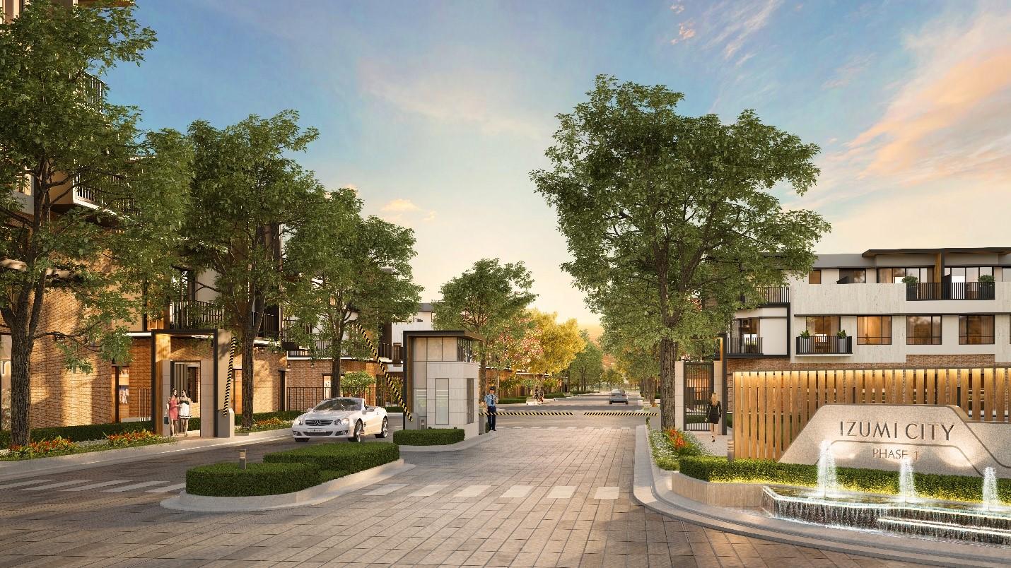 Nam Long cùng đối tác Nhật phát triển khu đô thị 170 ha ở Đồng Nai, vốn 18.600 tỷ đồng