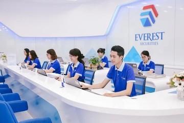 Chứng khoán Everest thay đổi hàng loạt lãnh đạo trong nửa đầu năm