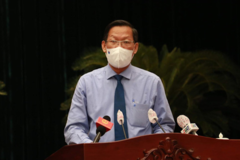 Ông Phan Văn Mãi làm Chủ tịch TP HCM