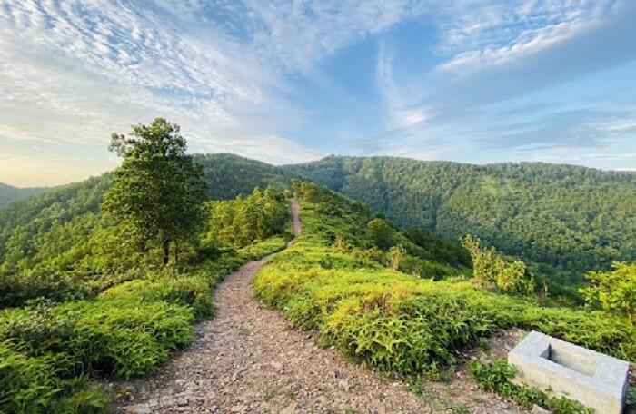 Bắc Giang sẽ có khu du lịch và sân golf trên núi Nham Biền