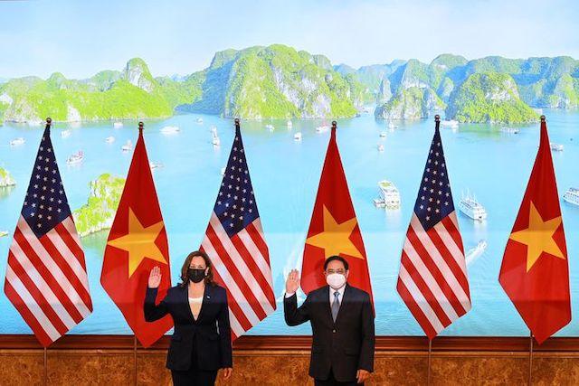 Thủ tướng Phạm Minh Chính gặp mặt