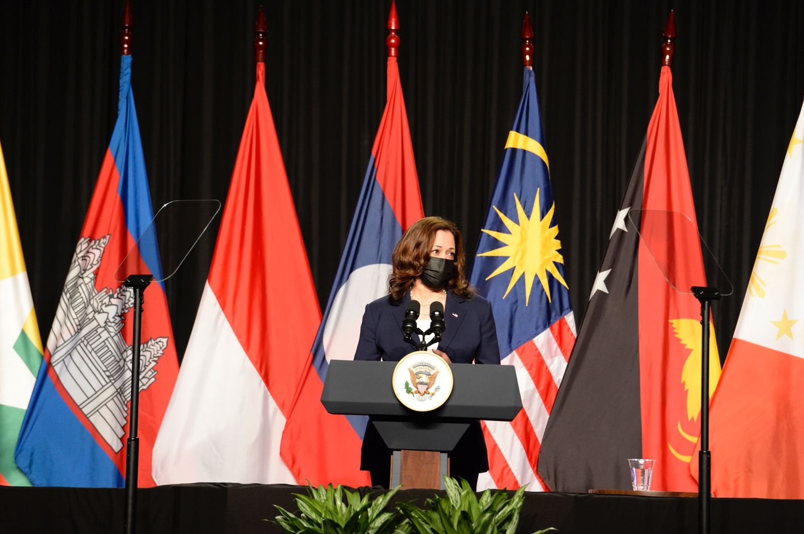 Phó Tổng thống Mỹ khai trương văn phòng CDC Mỹ khu vực Đông Nam Á đặt tại Hà Nội