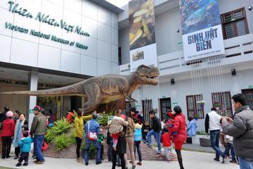 Hà Nội sẽ xây Bảo tàng Thiên nhiên Việt Nam tầm cỡ thế giới ở Quốc Oai
