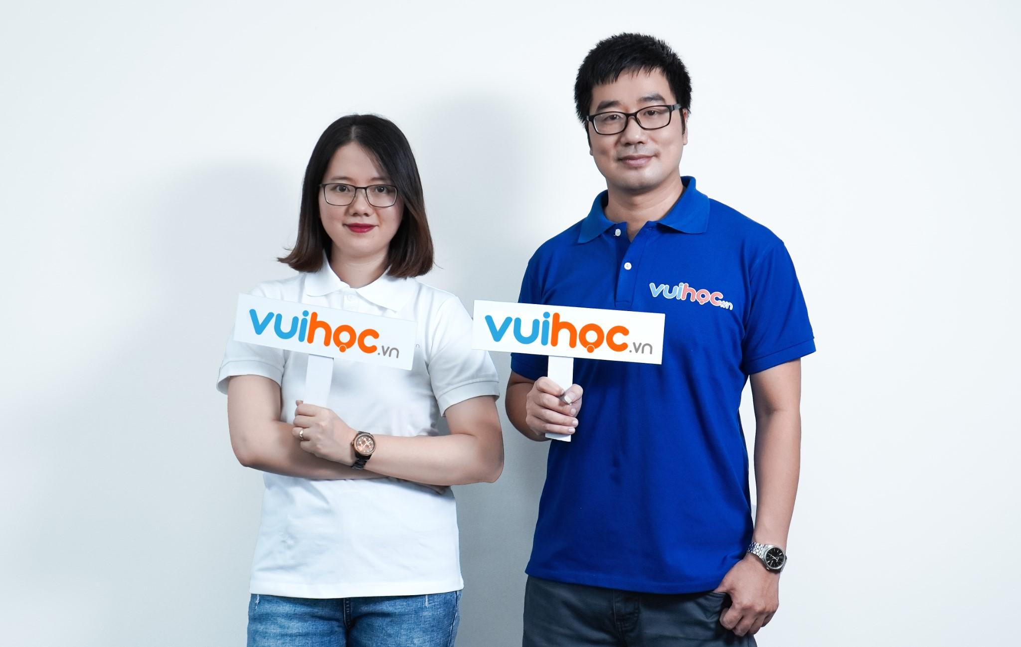 Do Ventures đầu tư vào nền tảng giáo dục trực tuyến VUIHOC