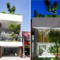 <p> Ngôi nhà tọa lạc tại TP Nha Trang với diện tích khuôn viên là 117 m2, mặt tiền rộng 6 m. Nhà gần môi trường ồn ào, dân cư đông đúc và nhiều khí thải ô nhiễm từ các phương tiện cơ giới. Khu vực này còn nhiều ngôi nhà chật hẹp, thiếu ánh sáng tự nhiên, sử dụng nhiều hệ thống đèn chiếu sáng và điều hòa không khí.</p>