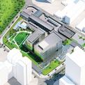 <p> Khu phức hợp bao gồm tòa nhà văn phòng, khu nhà ở của lực lượng Cảnh vệ Thủy quân Lục chiến Mỹ, khu phụ trợ, tòa nhà tiện ích, nhà để xe...</p>