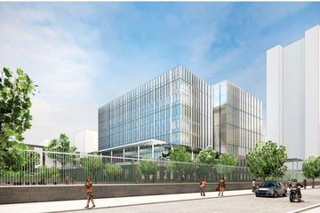 Khu phức hợp Đại sứ quán Mỹ 1,2 tỷ USD tại Hà Nội có hình dáng như thế nào?