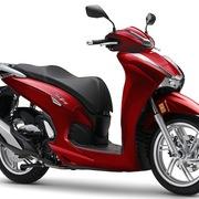 Giá Honda SH 350i lắp ráp tại Việt Nam bằng một nửa bản nhập khẩu