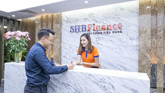 Giá trị thương vụ bán SHB Finance có thể khoảng 3.600 tỷ đồng. Ảnh: SHB Finance