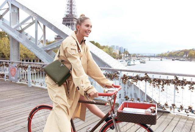 Louis Vuitton ra mắt mẫu xe đạp dạo phố dành cho giới nhà giàu.