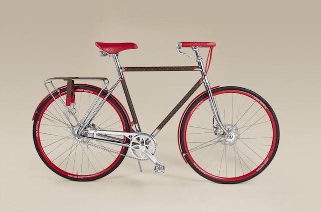 """Dòng """"siêu xe đạp"""" Louis Vuitton x Maison Tamboite đã thu hút được sự chú ý của không chỉ những fan hâm mộ thời trang, mà còn cả giới sưu tầm."""