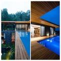 """<p class=""""Normal""""> Nhà gỗ teak là sự kết hợp của các yếu tố hiện trạng, hình thức kiến trúc và công năng sử dụng.</p>"""