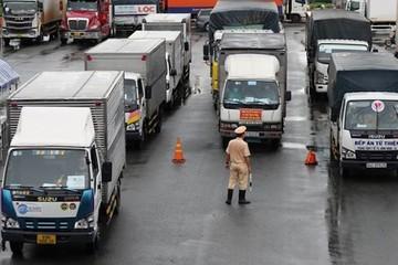 Bộ Giao thông vận tải yêu cầu địa phương bãi bỏ quy định cản trở lưu thông hàng hoá