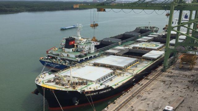 Một cảng container được ngân hàng xoá nợ 67 triệu USD