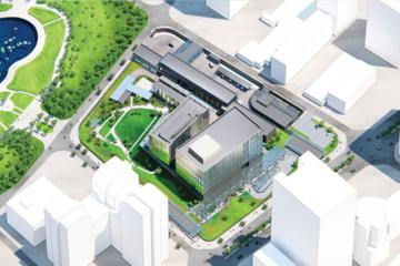 Quy mô Khu phức hợp Đại sứ quán Mỹ 1,2 tỷ USD ở Cầu Giấy, Hà Nội 'khủng' cỡ nào?
