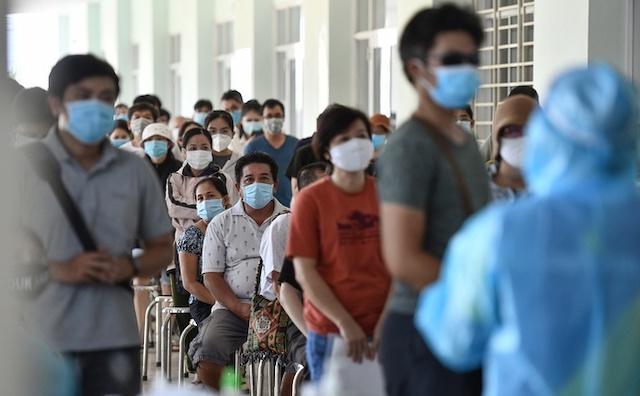 Sở Y tế TP HCM: Dự kiến F0 sẽ tăng thêm, do xét nghiệm tầm soát diện rộng