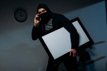 Samsung vô hiệu hóa hàng loạt TV bị mất trộm