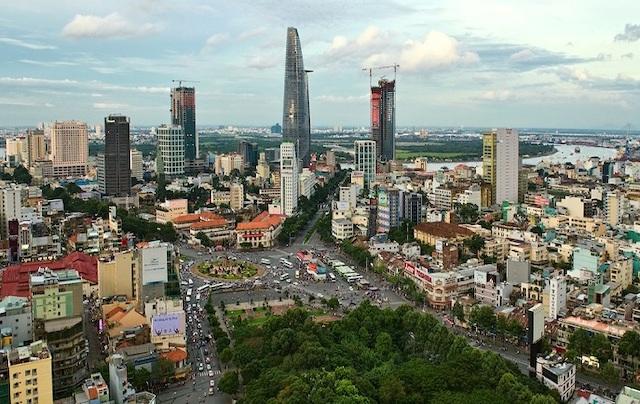 TP HCM dẫn đầu cả nước về số dự án FDI đăng ký cấp mới sau 8 tháng.