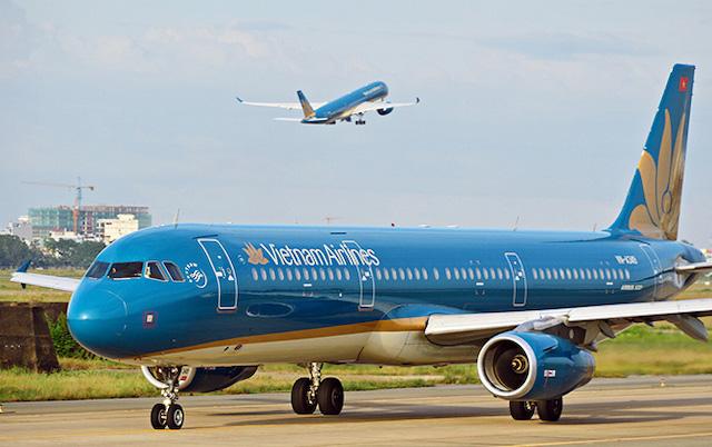 Bộ Giao thông vận tải đề xuất giảm 50% giá dịch vụ cất, hạ cánh chuyến bay nội địa. Ảnh minh họa.