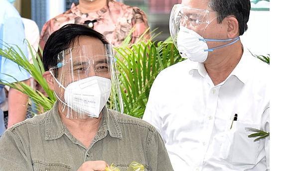 Thủ tướng tin tưởng Đồng Nai nỗ lực kiểm soát được dịch bệnh trước 15/9