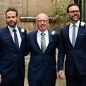"""<p> Hai con trai James và Lachlan Murdoch được đánh giá là có khả năng tiếp nối sự nghiệp của cha. Tuy nhiên, James Murdoch rời hội đồng quản trị News Corp vào tháng 7 năm ngoái với lý do """"bất đồng về nội dung biên tập"""". Trước đó, James cũng thất bại trước Lachlan trong cuộc đua giành vị trí tại Fox News. James Murdoch từng điều hành 21st Century Fox từ năm 2015 đến 2019. (Ảnh: <em>AFP</em>)</p>"""