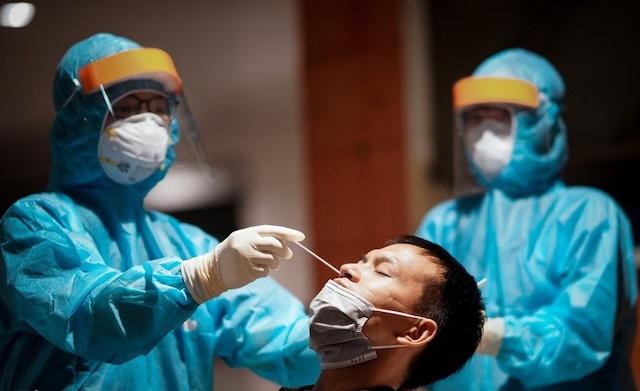 Ngày 28/8: Thêm 12.103 ca nhiễm Covid-19, hơn 12.000 người khỏi bệnh