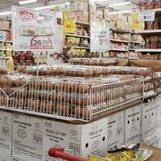 Giá trứng gia cầm giảm