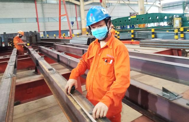 Sản xuất công nghiệp 8 tháng tăng 5,6%