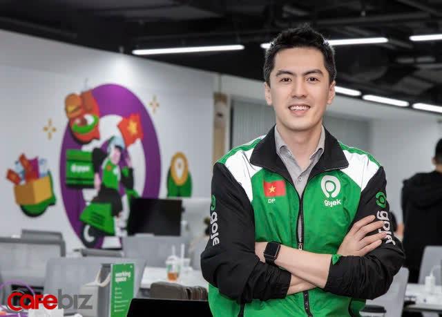 CEO Gojek Việt Nam: 'GoCar là đứa con sinh ra vào mùa bão!'