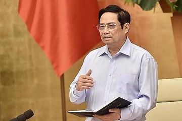 Thủ tướng: Xác định sống chung lâu dài với dịch, không thể khống chế tuyệt đối