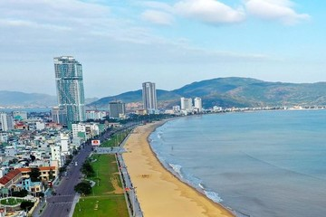 Bình Định sắp có thêm 2 khách sạn hạng sang ở Quy Nhơn