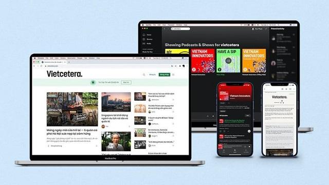 Vietcetera được North Base Media, Gojek và một số nhà đầu tư rót vốn 2,7 triệu USD